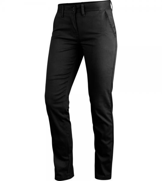 Pantalon Professionnel Femme En Chino Würth Modyf Noir (R f ... ad0a4f2a3fdc