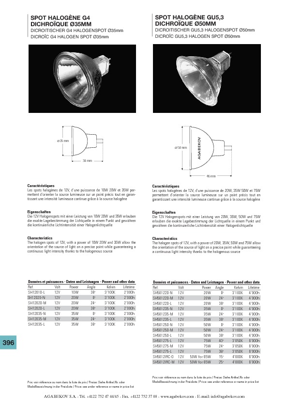 http://www.agabekov-lighting.com/upload/products/pdfs/DICROIC_GU53_HALOGEN_SPOT_d50mm.pdf