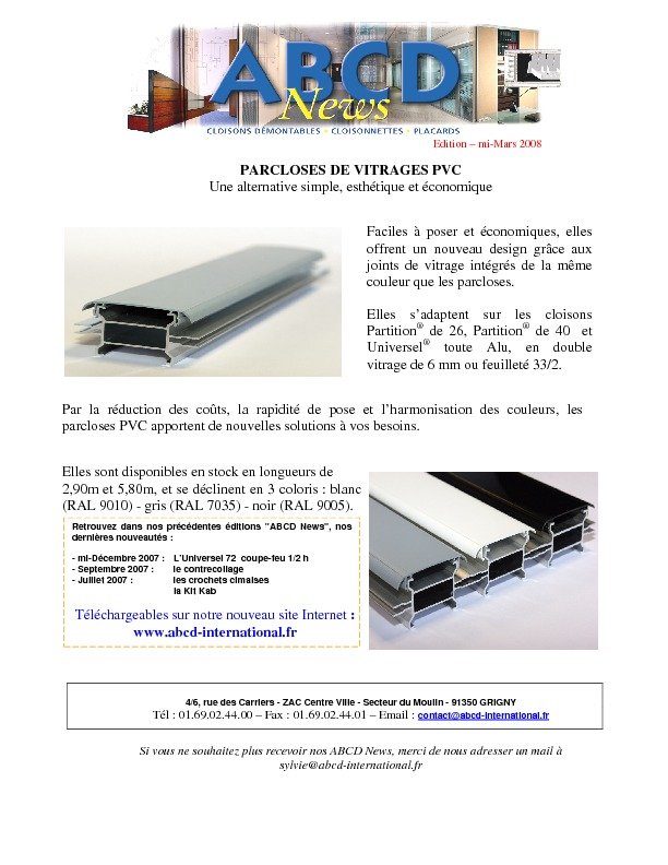 http://www.abcd-international.fr/cloisons-docs/francais/FR_ABCDnews-Parcloses-PVC.pdf