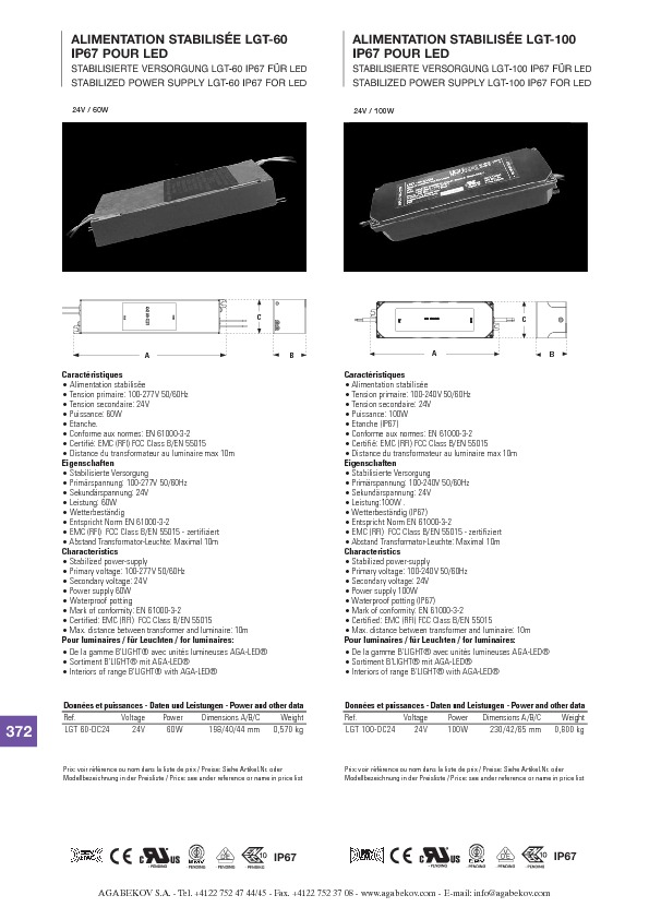 http://www.agabekov-lighting.com/upload/products/pdfs/LGT-100.pdf