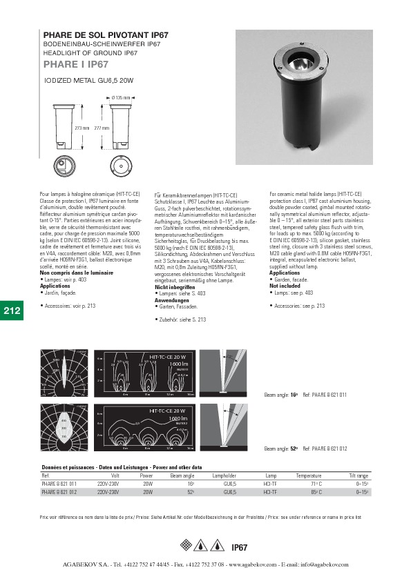 http://www.agabekov-lighting.com/upload/products/pdfs/PHARE-I.pdf