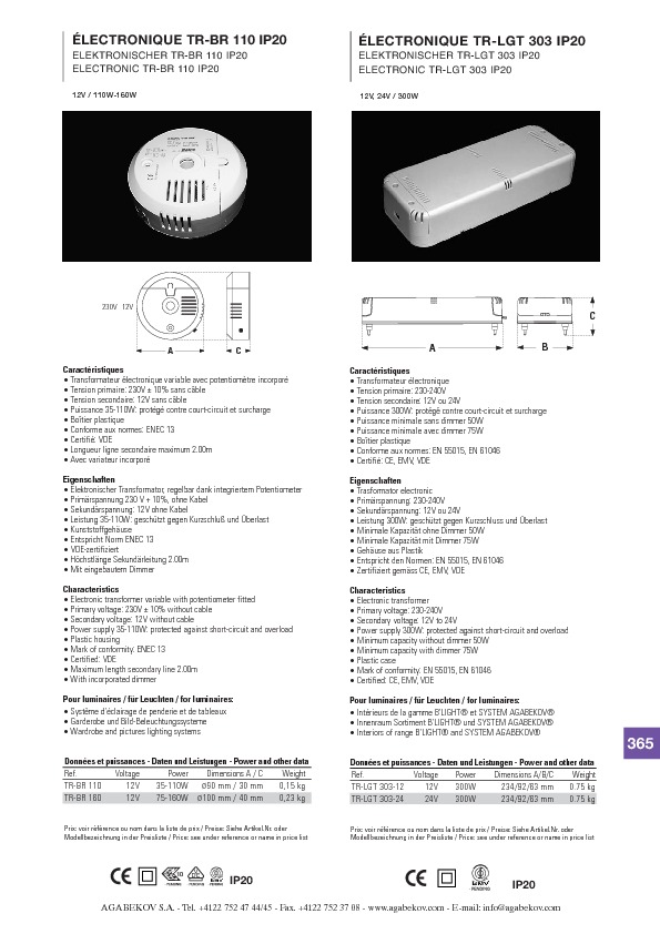 http://www.agabekov-lighting.com/upload/products/pdfs/TR-BR_110.pdf